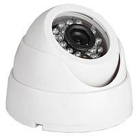 Антивандальная ИК цветная камера LUX 416 SHE Sony EFFIO 700 TVL