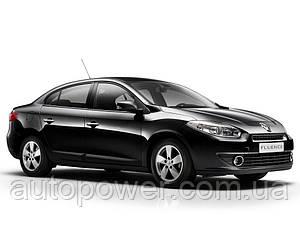 Фаркоп Renault Fluence седан 2010-
