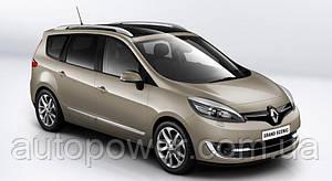Фаркоп на Renault Grand Scenic (7 мест) 07/2009-