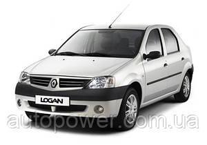 Фаркоп Renault Logan седан 2004-2012