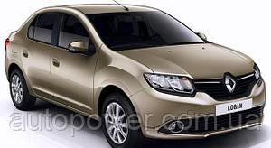 Фаркоп Renault Logan седан 2013-