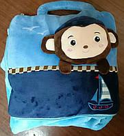 Рюкзаки-пледы детские, фото 1