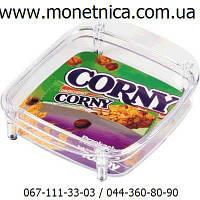 Пластиковая монетница Оптима экспо–витрина на кассе