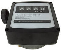 Механический счетчик топлива 1 дюйм, фото 1