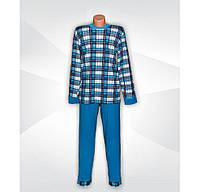 Уценка! Пижама подростковая трикотажная для мальчика 03214, хлопок, р.44-46