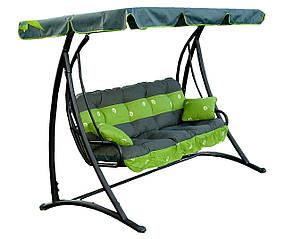 Подушка для садовой качели 150 см. + крыша