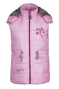 Дитяча жилетка для дівчаток Grace, Угорщина, розмір 98-128
