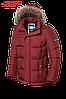 Куртка мужская до -22 Braggart Dress Code, красный р. M,L,XL,XXL,3XL