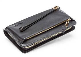 Клатч Prada Wallet4-2698 черный