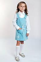 Сарафан для девочки, сарафан для детского сада, платье повседневное для девочки, платье сарафан