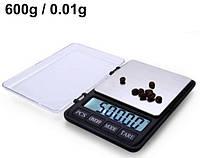 Ювелирные весы XY-8007 (600gr/0.01)