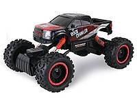Машинка на радиоуправлении RC Rock Crawler 4WD, джип на пульте управления, радиоуправляемый внедорожник