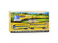 Набор железная дорога HX2012-11, железная дорога игрушка, игрушка поезд, детская железная дорога