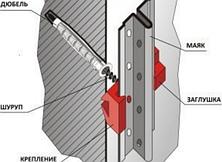 Крепления для штукатурного маяка пластиковые, фото 3