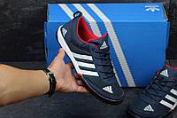 Мужские кроссовки Adidas Daroga, темно-синие