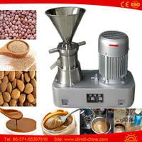 Компактный промышленный автомат для изготовления арахисового масла (арахисовой пасты) 400-600 кг/час