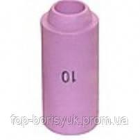 Керамическое сопло  №10 (NW16,0 / L - 47.0 мм)