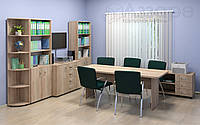 Офисная система мебели Вектор Вариант 1