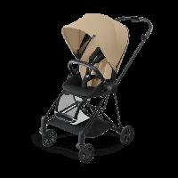 Cybex - Прогулочная коляска MIOS, цвет Cashmere Beige Black