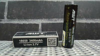 Топ товар! Аккумулятор для электронных сигарет AWT 18650