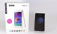 Мобильный телефон NOTE4+ 4.7 Black, мобильный смартфон bmm черный, стильный сенсорный телефон