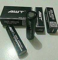 Высокотоковый аккумулятор для электронных сигарет BATTERY 18650