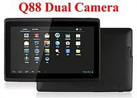 Планшет Ipad Q88 Android 4.4.2, многофункциональный планшет allwinner q88, игровой планшет q88