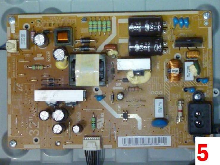 блок питания телевизор самсунг bn44-00427a схема