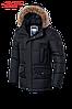 Куртка мужская до -22 Braggart Dress Code, черный р. M,L,XL,XXL,3XL