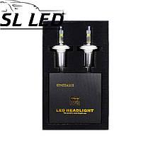 Комплект LED ламп в головной свет серии SLP70 Цоколь H7, 48W, 6600 Люмен/Комплект, фото 2
