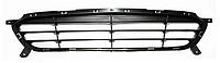 Решетка в бампер средняя для Hyundai Accent/Solaris 11-16