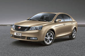 Geely Emgrand EC7 (2011-)