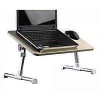 Стол для ноутбука Geer, функциональный столик подставка, компактный складной столик для ноутбука