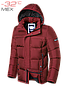 Куртка мужская до -32 Braggart Dress Code, красный р. M,L,XL,XXL,3XL