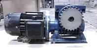 Мотор-редуктор МЧ-80 червячный
