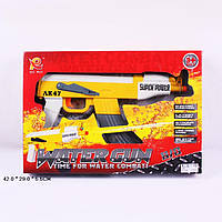 Водяное оружие 42*29*5.5см AK47, водный игрушечный пистолет, водяное оружие для ребенка, водный пистолет