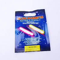 Светящиеся заколки W02-2516 2 штуки, заколки для волос с подсветкой, заколки украшения для волос