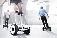 """Сигвей минисигвей Ninebot Mini. Самобаланс - держит равновесие. Колеса 10,5"""". Гироскутер, гироборд, гироцикл."""