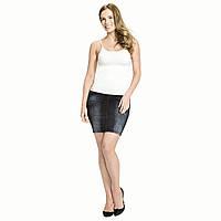Утягивающая юбка с завышенной талией Shape Skirt, корректирующая юбка, юбка женская размер универсальный