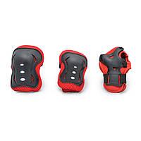 Комплект детской защиты 3, детская спортивная защита, защита наколенники налокотники детские, спорт защита