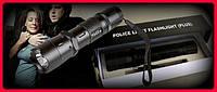 Электрошокер-фонарь 1102 Police Scorpion (Скорпион) Усиленный!Опт