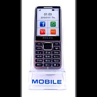 Мобильный телефон TCCEL 360, телефон самсунг, кнопочный телефон Samsung, телефон на 2 сим карты