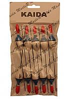 Поплавок 5 гр Kaida, поплавок для удочки, поплавки для рыбалки, поплавок кайда 5 грамм