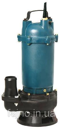 Дренажный насос Насосы+ WQD 8-16-1,1 (1,285 кВт, 310 л/мин)