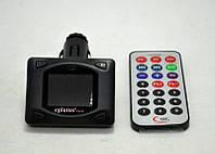 FM-трансмиттер (модулятор) FM-81, fm модулятор, автомобильный трансмиттер, фм модулятор с пультом