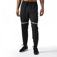 Спортивные мужские брюки Рибок Running для бега BR2060 - 2017/2