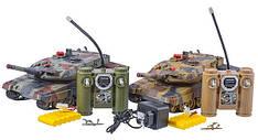 Танковый бой р/у 558