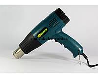 Промышленный фен Hot air gun/ФТ-2005, технический многофункциональный фен