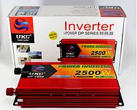 Преобразователь AC/DC UKC DP-2500W, инвертор power inverter 12v 220v