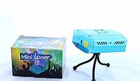 Лазерный проектор Mini Laser 4in1, лазерная установка для дискотек